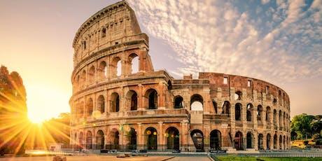 THE CHALLENGE - ROMA biglietti