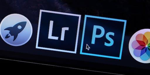 Photoshop & Lightroom: RAW Photography Editing Workshop