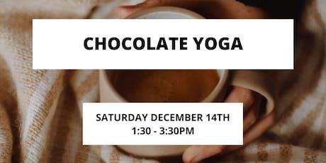 Chocolate Yoga (Cacao & Yin) tickets
