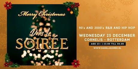 Dans La Soiree - Christmas Edition - 25 december 2019 tickets
