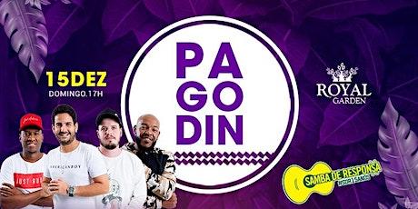 PAGODIN | SAMBA DE RESPONSA ingressos