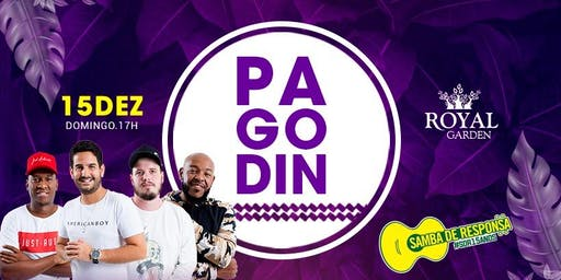 PAGODIN | SAMBA DE RESPONSA