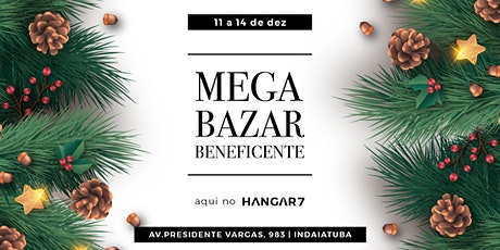 Mega Bazar Beneficente | Hangar 7 Church ingressos