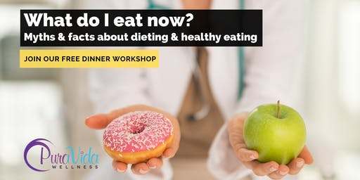 Workshop: Myths & facts about dieting and healthy eating
