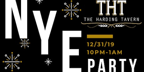 New Year's Eve at The Harding Tavern tickets