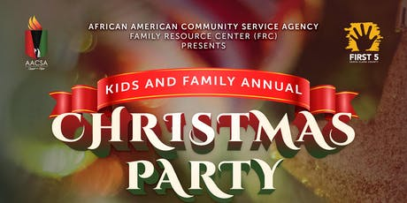 Kids Annual Christmas Party and Toy Giveaway tickets