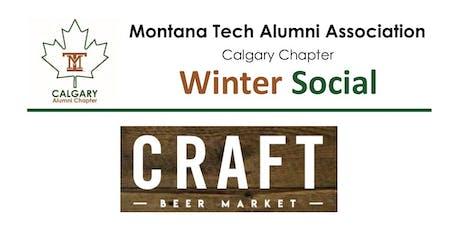 Montana Tech 2019 Winter Social tickets