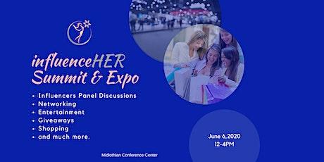 influenceHER Summit & Expo tickets