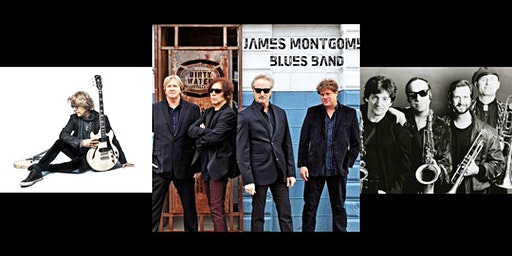James Montgomery Blues Band