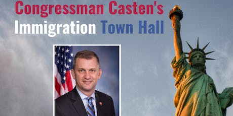 Congressman Casten's Immigration Town Hall tickets