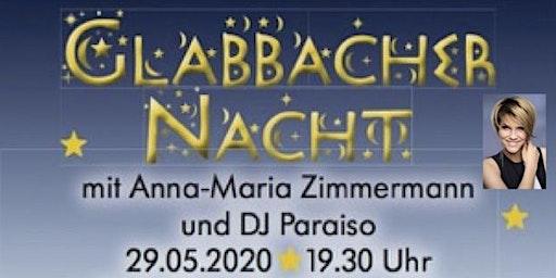 Glabbacher Nacht mit Anna-Maria Zimmermann