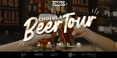 Cholula Beer Tour | En Bicla