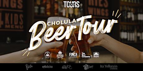 Cholula Beer Tour | En Bicla entradas