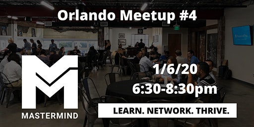 Orlando Home Service Professional Networking Meetup  #4