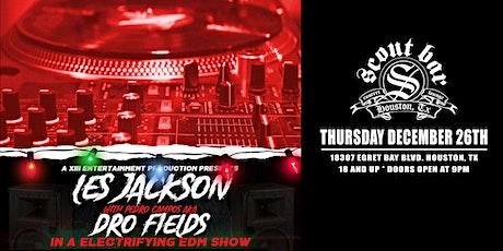 EDM show featuring Les Jackson & Dro Fields tickets