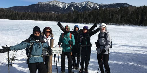 Beat March's cabin fever with a X-Country ski/and or downhill ski, Snowshoe/Yoga Retreat