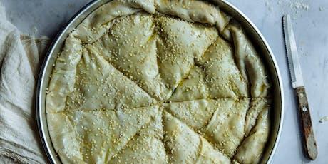 Greek Pies Cooking Workshop tickets