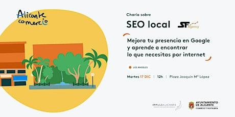 Charla SEO Local Mejora tu presencia en Google LOS ÁNGELES entradas
