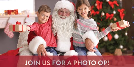 Selfie with Santa tickets