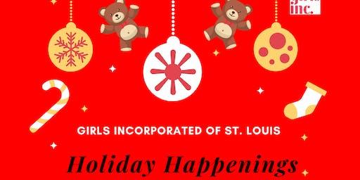 Girls Inc. Holiday Happenings 2019