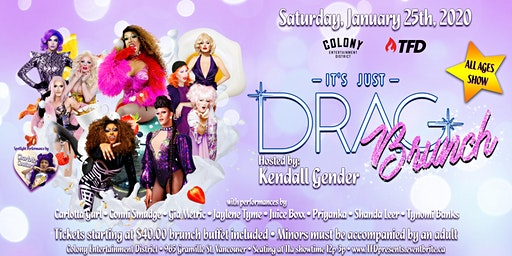 It's Just Drag: BRUNCH