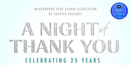A Night of Thank You tickets