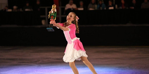 Nutcracker On Ice in Paristown with Louisville Skating Academy