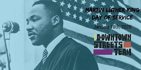 Martin Luther King Jr. Day of Service tickets