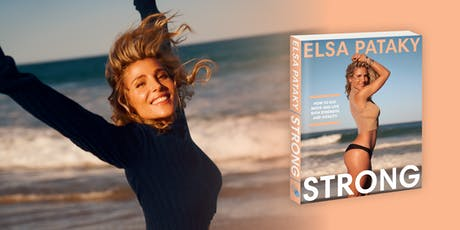 """Elsa Pataky  """"Strong"""" Book Launch tickets"""