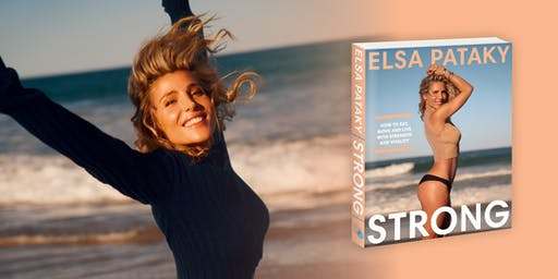 "Elsa Pataky  ""Strong"" Book Launch"