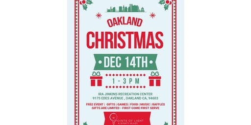 Christmas in Oakland '19