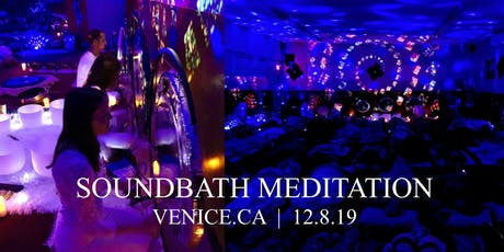SOUNDBATH MEDITATION tickets