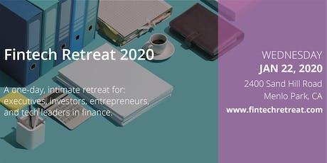 Fintech Retreat 2020 tickets