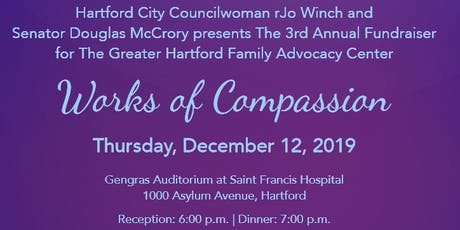 Works for Compassion tickets