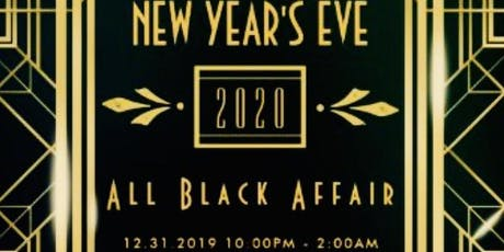 All Black Affair 2020 tickets