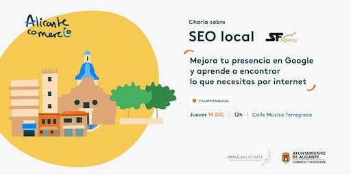 Charla SEO Local Mejora tu presencia en Google VILLAFRANQUEZA
