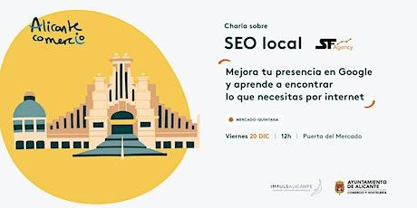 Charla SEO Local Mejora tu presencia en Google MERCADO-QUINTANA entradas