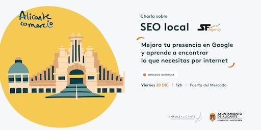 Charla SEO Local Mejora tu presencia en Google MERCADO-QUINTANA