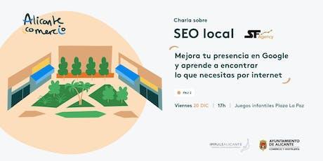 Charla SEO Local Mejora tu presencia en Google PAU 2 entradas