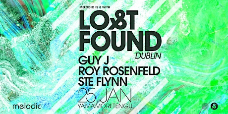 Melodic is 8: Guy J & Roy Rosenfeld tickets