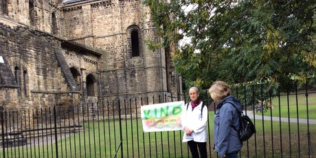 Gateways to Stillness at Kirkstall Abbey - free weekly meditation walks tickets