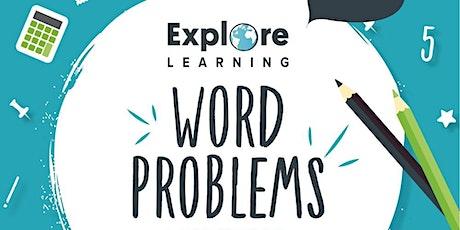 FREE Word Problems Workshop! tickets