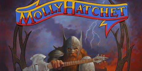 MOLLY HATCHET - Battleground Tour tickets