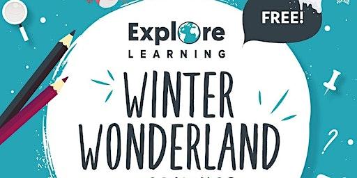 FREE Winter Wonderland Workshop!