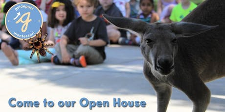 Creature Teacher Comes to Guidepost Montessori Open House tickets