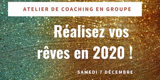 Réalisez vos rêves en 2020!