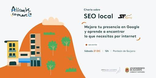 Charla SEO Local Mejora tu presencia en Google SAN ANTÓN