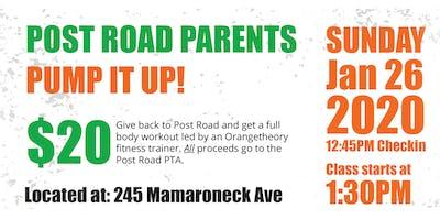 Post Road Parents Pump it Up!