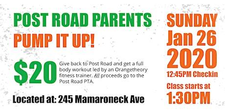 Post Road Parents Pump it Up! tickets