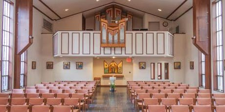 Pipes: Organ and Voice tickets